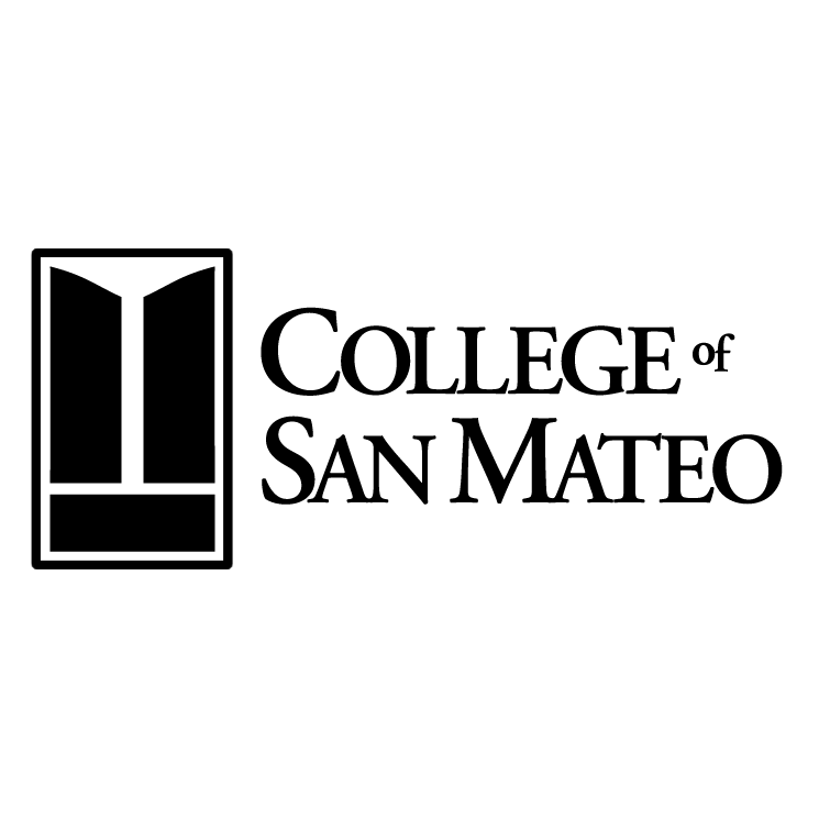 free vector College of san mateo