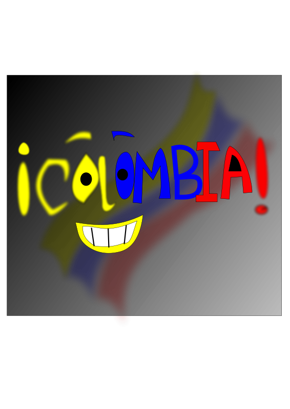 free vector Colombia