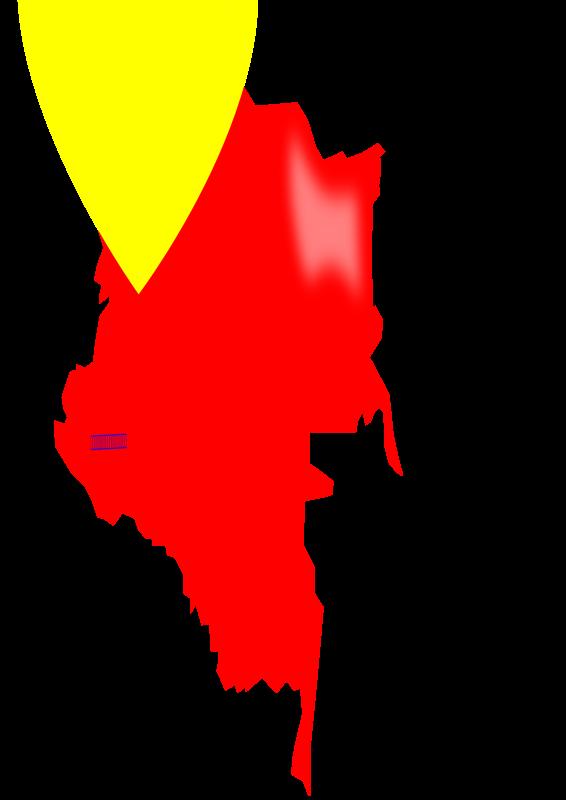 free vector Colombiamapa
