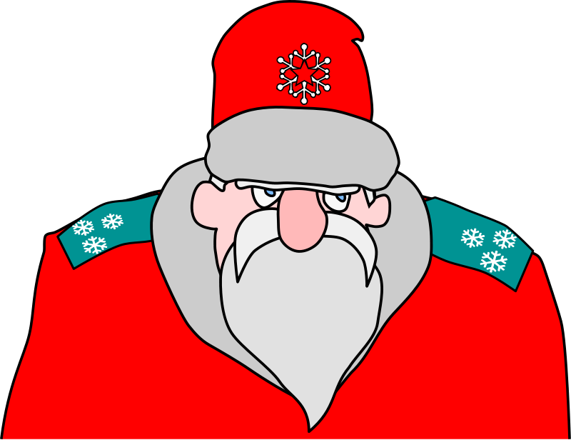 free vector Colonel Frost