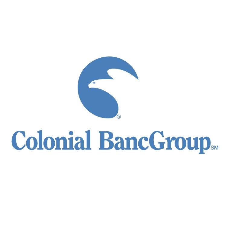 free vector Colonial bancgroup
