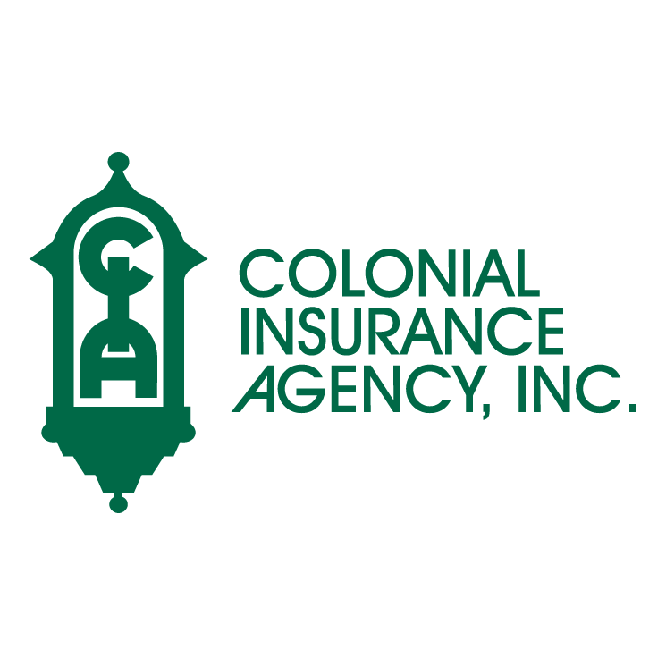 free vector Colonial insurance agency inc