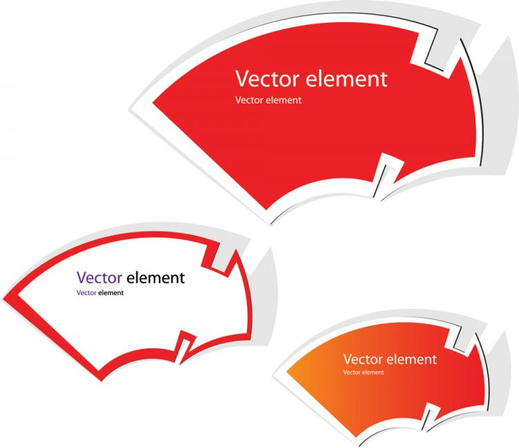 free vector Color beacon 04 vector