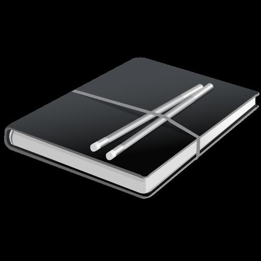 free vector Color book icon