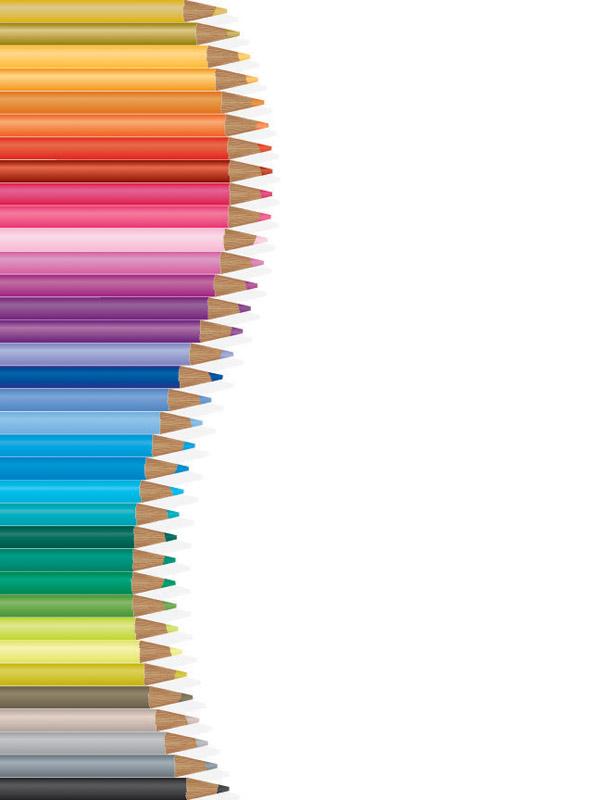 Crayon powerpoint template targergolden dragon crayon powerpoint template toneelgroepblik Choice Image