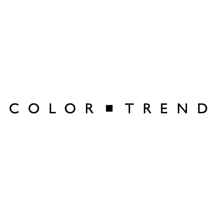 free vector Color trend