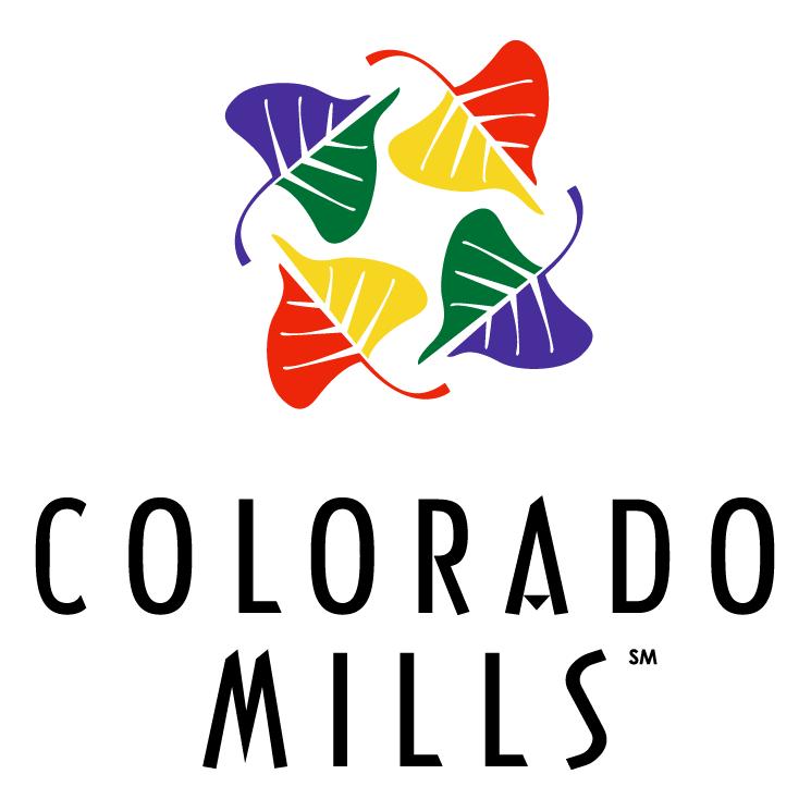 free vector Colorado mills