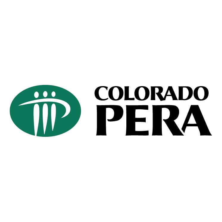 free vector Colorado pera