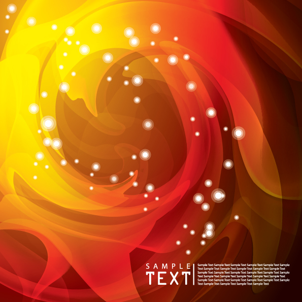 free vector Colorful abstract elements 03 vector