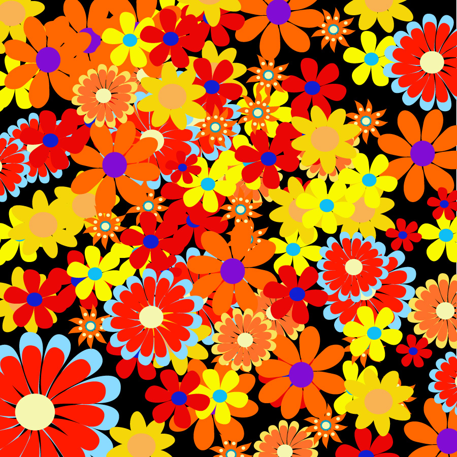 free vector Colorful background material vector