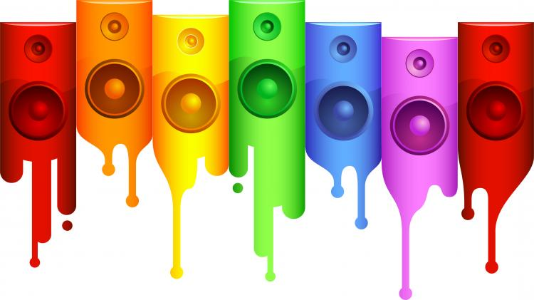 free vector Colorful vector