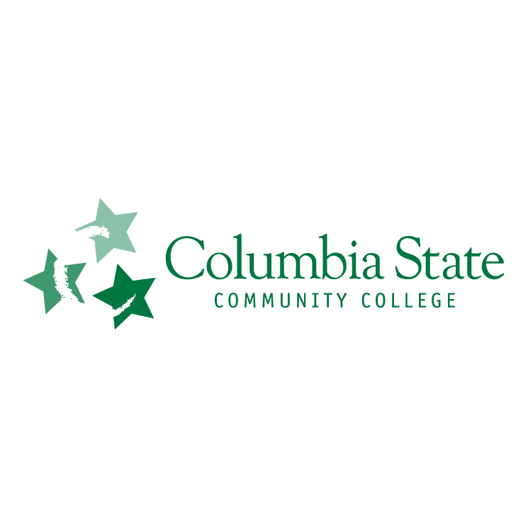free vector Columbia state community college