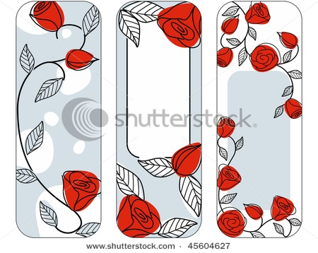 free vector Combination of 17 flower theme vector