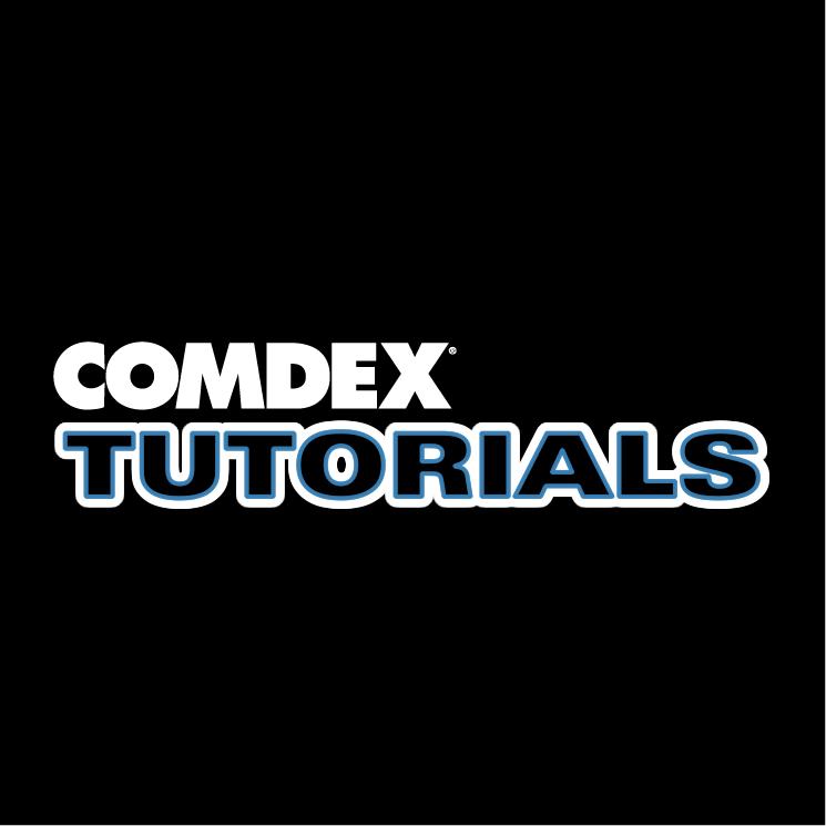 free vector Comdex tutorials