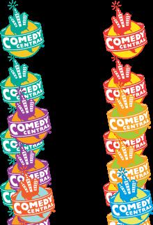 free vector Comedy Central logos