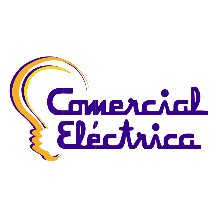 free vector Comercial electrica