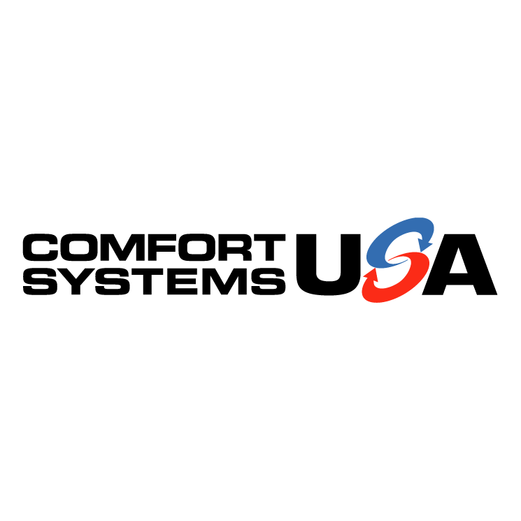 free vector Comfort systems usa