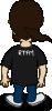 free vector Comic Characters Back clip art