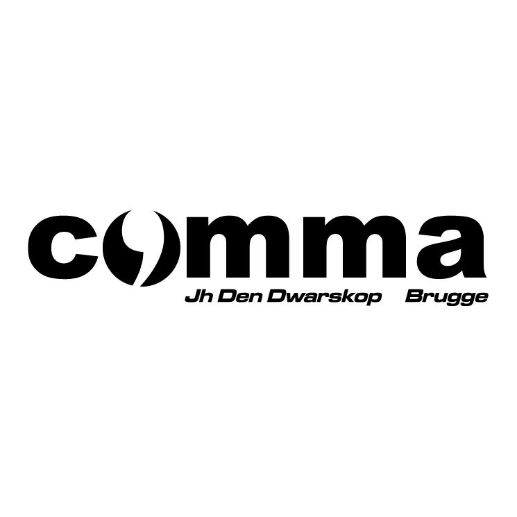 free vector Comma 0