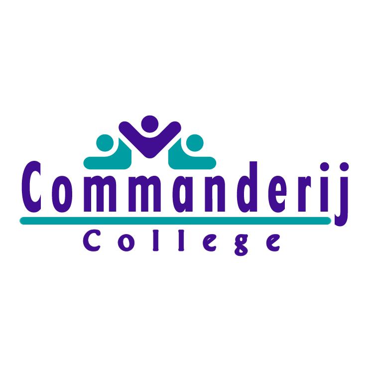 free vector Commanderij college