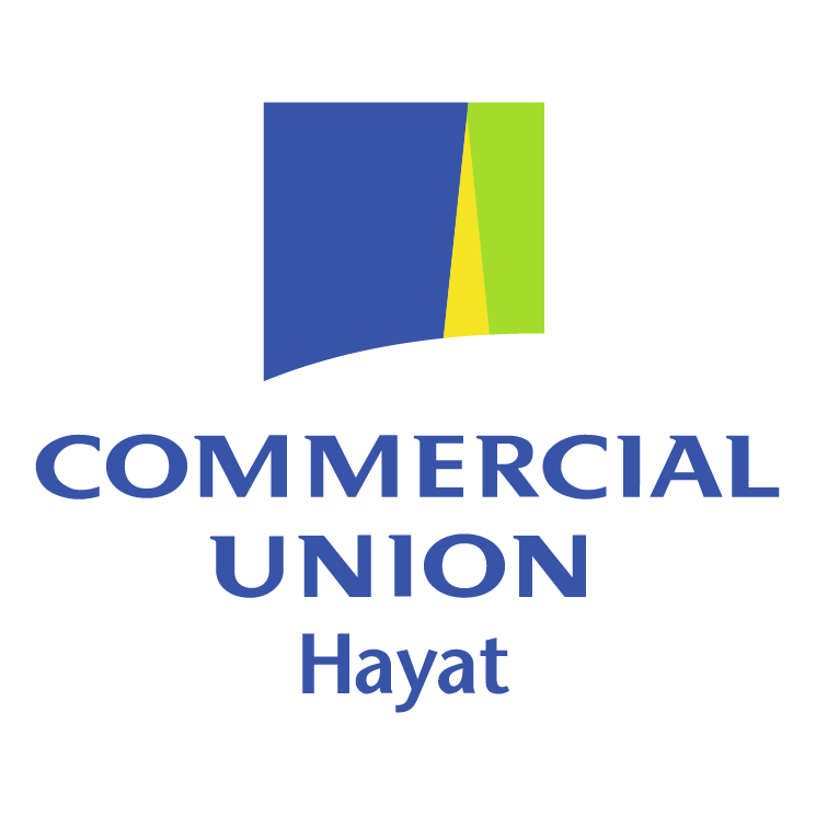free vector Commercial union hayat