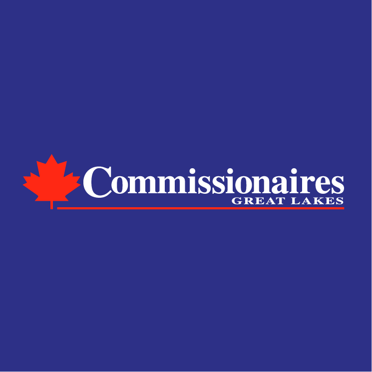 free vector Commissionaires great lakes 0