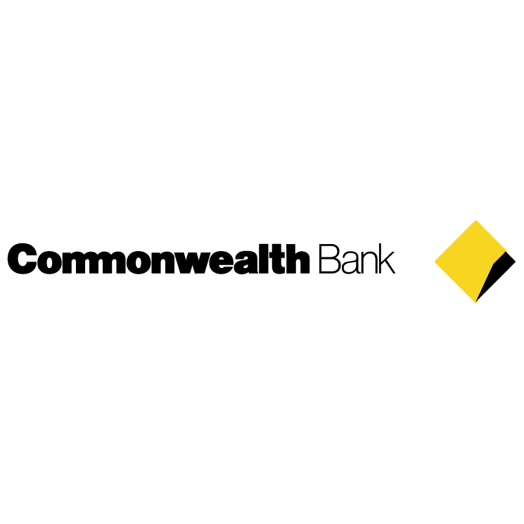 free vector Commonwealth bank 0