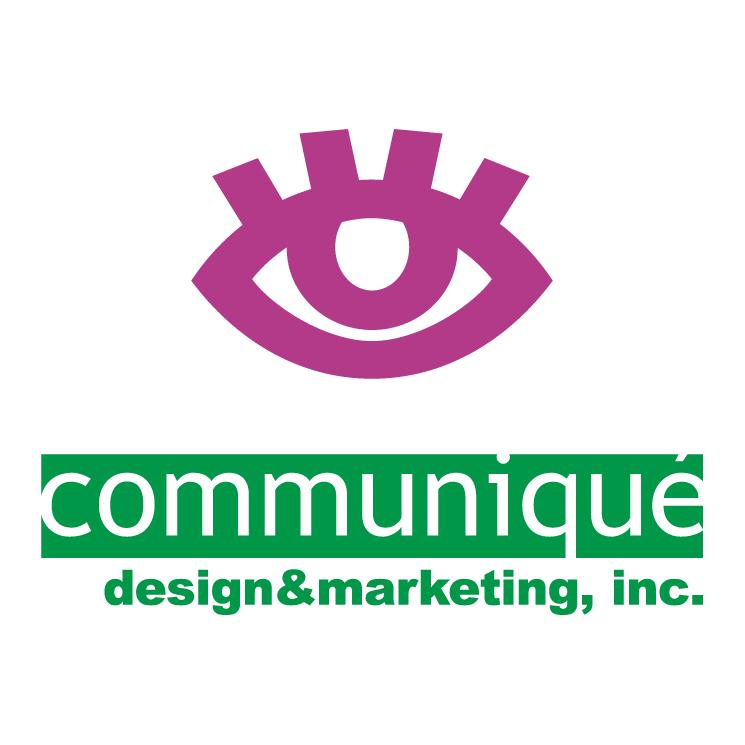 free vector Communique design marketing inc