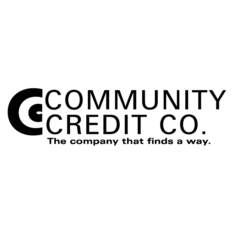 free vector Community credit