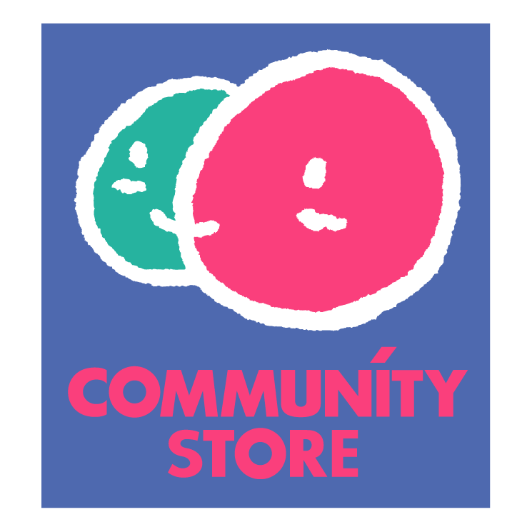 free vector Community store