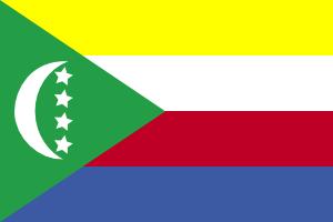 free vector Comoros clip art