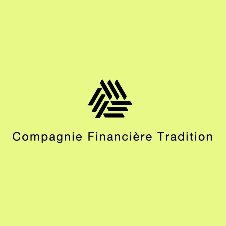 free vector Compagnie financiere tradition