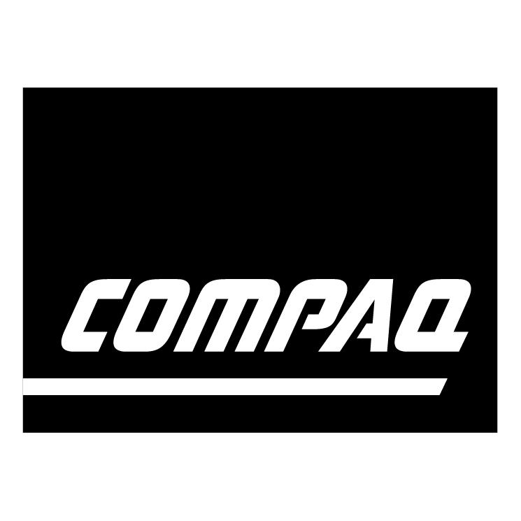 free vector Compaq 2