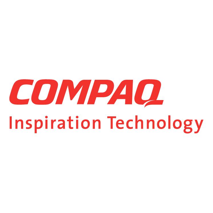 free vector Compaq 6