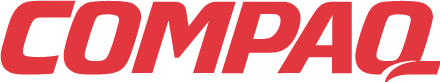 free vector COMPAQ logo