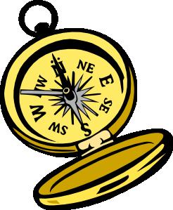 free vector Compass clip art