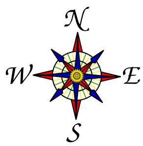 compass rose clip art free vector 4vector rh 4vector com free clipart compass nautical compass clip art free