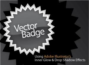 free vector Complete Vector Badge