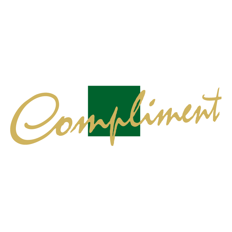free vector Compliment