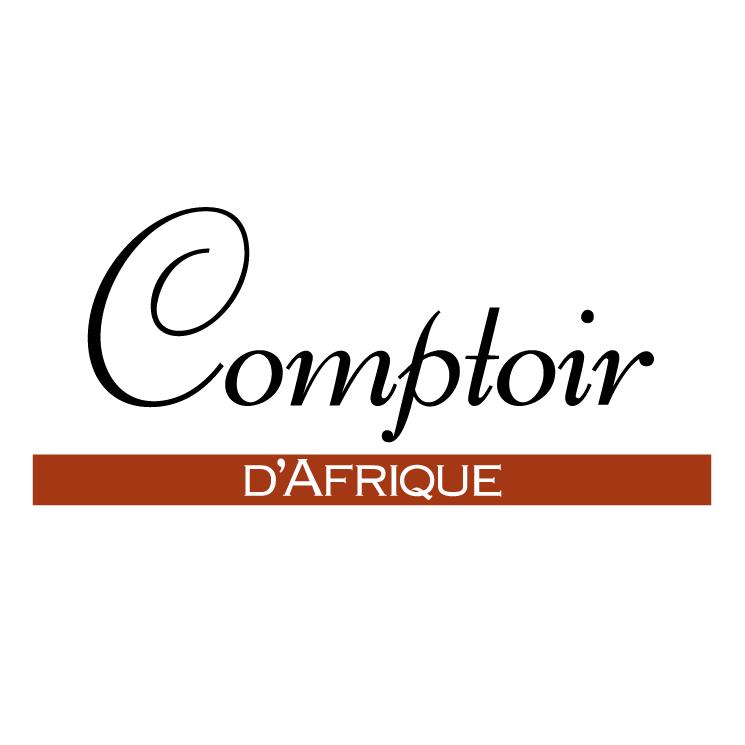 free vector Comptoir