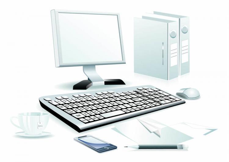 free vector Computer accessories 03 vector