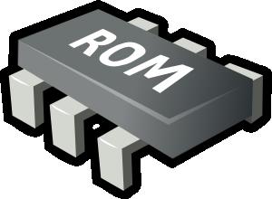 free vector Computer Chip clip art