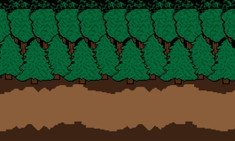 free vector Computer Games Trees