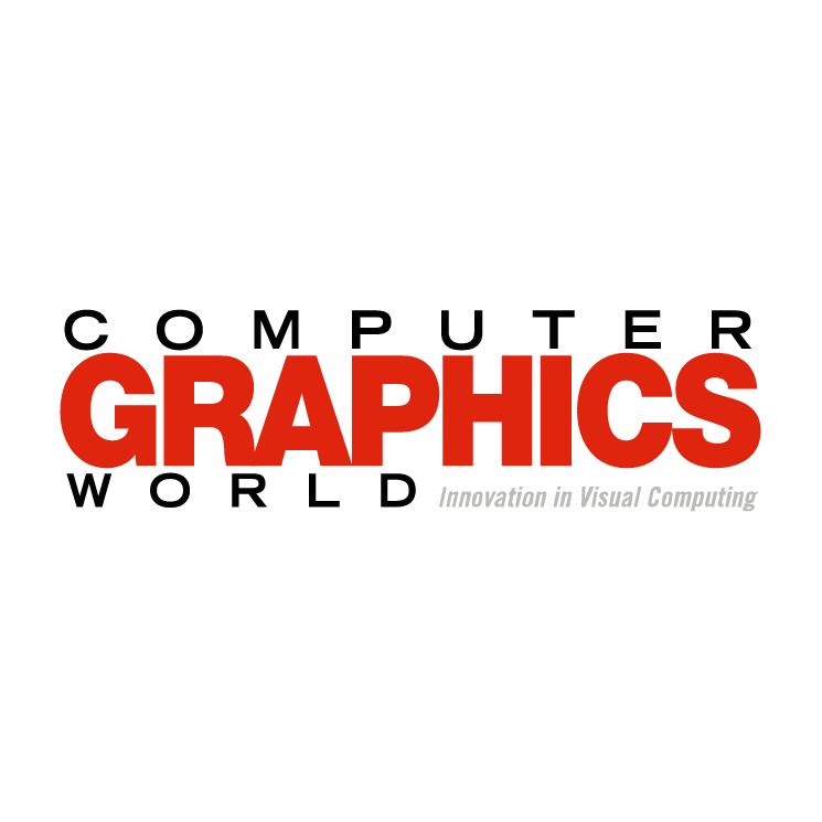 free vector Computer graphics world