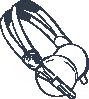 free vector Computer Headphones clip art