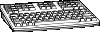 free vector Computer Keyboard clip art