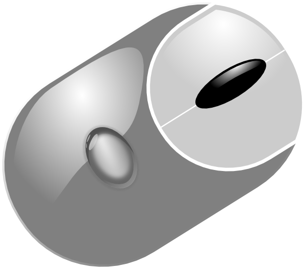 free vector Computer Mouse clip art