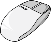 free vector Computer Mouse clip art