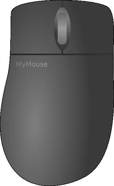 Computer Mouse clip art Free Vector / 4Vector