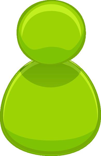 free vector Computer User clip art